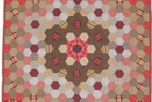 English Paper Piecing by Jeanneke