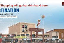 Divine Group New Project The Destination / Business & shopping will go hand in hand here  Divine group has already proved its construction capabilities by building awe township, splendid homes and now the group is embarking in retail sector through its mesmerizing mall, The Destination.   Modern Amenities Retail Branded showrooms Food court/ Restaurant 2 Screen Multiplex ATM'S Banquet and Conference facilities. Game Zone  http://www.divinegoc.com/