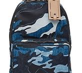 Backpack I need in my life right Now ! / It have to be Branded and one of a kind
