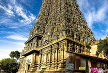 Madurai temple city