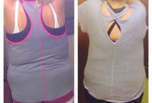Plus size fitness transformation / Plus size fitness motivation inspiration #yesyoucan