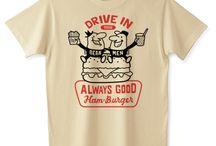 Marketing T-shirts