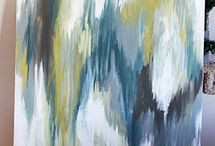 Ideas: abstract paintings