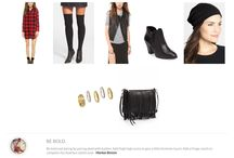 MarkeeBenton.PersonalStylist / 100% Free Online Personal Styling business. / by Markèe Benton