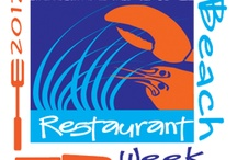 Clearwater Beach Restaurant Week / Welcome Clearwater Beach Restaurant Week, featuring succulent fine dining and casual cuisine from dozens of your favorite restaurants on beautiful Clearwater Beach, FL. Restaurant Week kicks off with a party on May 10 on picturesque Beach Walk. Featuring tastings, a wine garden, live music, exquisite raffle items, a Live Chef's Auction and an awesome fireworks display at dusk. Website: http://www.clearwaterbeachrestaurantweek.com  Twitter: https://twitter.com/CLWBRestrntWeek