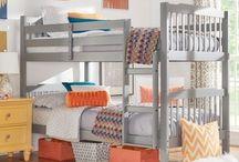 HOME // bunk beds