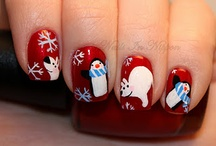 **Christmas Nail's** / by Sharon Arsenault