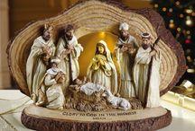 Wise Men Still Seek Him / Nativity Scenes from Round the World / by Meghan Bergunzi