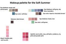 soft summer makeup