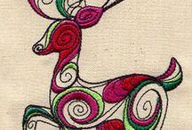 Veggmaleri mønster (Wall Art Pattern)