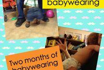 Nošení dětí se speciálními potřebami / Všechny děti potřebují nosit. Ty předčasně narozené a ty s rozšířenými potřebami dvojnásob.