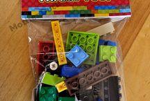 Lego bday party