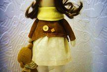 Galit's dolls