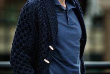 Men's Sweaters and Knitwear / Men's Fashion