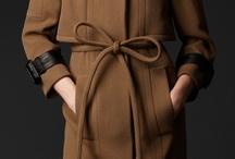 Coats & Jackets / by Christine Watson