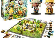 Figurines Krosmaster / Découvrez nos jolies petites figurines Krosmaster !!! ainsi que le jeu !!! Rendez-vous sur http://www.playgik.com/639-dofus :-)