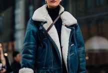 Зимняя мода