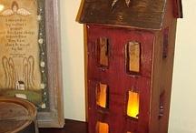 Saltbox Houses ❤️