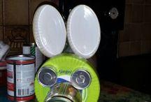 Mes recyclages et bricolages