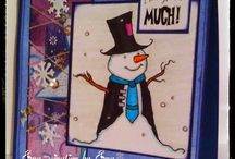 Cards - Winter Wishes
