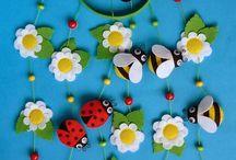Tavaszi dekoraciò