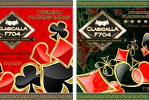 Plastic Casino Playing Cards / Custom Casino Playing Cards