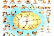 Asanas / Yoga Asanas