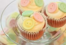 Baby Shower - Cute as a Button / by Lisa Palmer