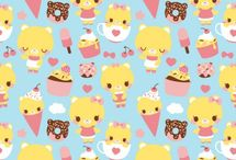 Cute Characters / Our favourite kawaii characters from brands like Sanrio and San-X