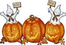 Halloween/Fall Clip Art