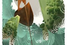 Story Board / Writing a story about the Hawaiian Gods / by Keola Birano
