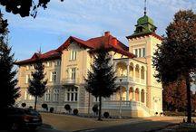 Kazimierza Wielka - Pałac Lacon