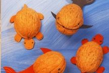 Cascas frutos secos