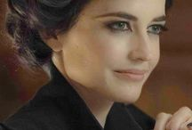Talented actress Eva Green