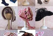 Hats & bags & parasols