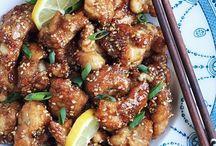 Chicken - Asian
