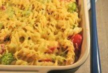 ovengerechten met pasta