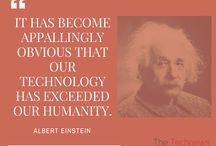 Tech Quotes / A Pin-board of TECH QUOTES from #TTN || For More Details:- http://thetechnews.com || Pin IT and share yours!