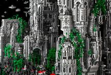 LEGO Castles / Take a look at amazing LEGO castles!