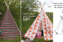 DIY Tipi Camp