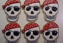 Пряник Пираты и Корабли