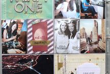 Project Life/Scrapbooking / PL inspiration