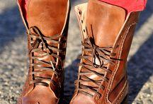 Carteras y zapatos