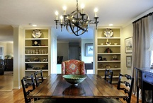 House - Dining room / Dining room ideas / by Hollee Cakes