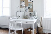 Bydlení / Living. I love White and I love Colours (except of orange) ??!! I love Shabby-look and I love Tidiness ??!!