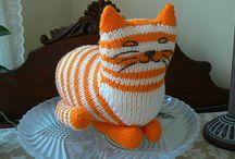 Craft stuff / Knitting patterns and craft ideas