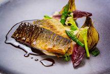 Sea bass Dishes