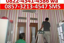 wallpaper dinding pandaan 0857-3213-4547 smstelf
