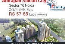 Amrapali Silicon City Noida Extension