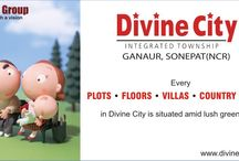 residential projects in ganaur / Throughout the journey, Divine Group has delivered extremely convenient homes at reasonable price. So, keen property love to deal with this developer to enjoy the best of modern living at reasonable price.